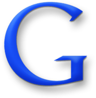 Google Logo Letter Animations G